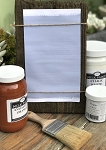 All Natural Artisanal Milk Paint (Casein) Anna's Lilac