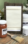 All Natural Artisanal Milk Paint (Casein) Dairy White