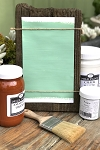 All Natural Artisanal Milk Paint (Casein) Malachite