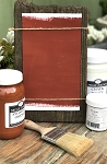All Natural Artisanal Milk Paint (Casein) Terra Cotta
