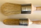 Milk Paint Brushes