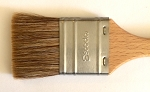 Escoda Light Ox Hair Motler Brush for Chalk Grounds and Bole