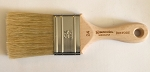 Escoda Flat Motler Short Handled Sample Painting Brush