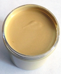 All Natural Artisanal Milk Paint (Casein) Haystack Gold