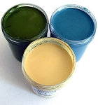 All Natural Artisanal Milk Paint (Casein) Lisbon Palette Set