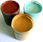 All Natural Artisanal Milk Paint (Casein) Sevilla Palette Set