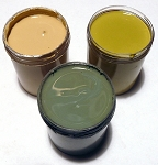 All Natural Artisanal Milk Paint (Casein) Alp Chalet Color Set