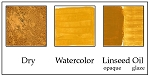 DG920 Iron Oxide , Mars Yellow,  clear 920