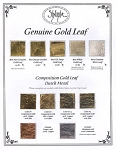 1 Basic Gold/Compostion Leaf Chart
