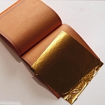 Best Quality Gold 22 Karat  Surface Loose Leaf