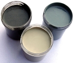 All Natural Artisanal Milk Paint (Casein) Winter 2015 Grey Sample Set