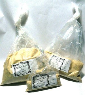 Rabbit Skin Glue, powder