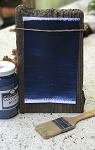 All Natural Artisanal Milk Paint (Casein) Sant'Anna Blue