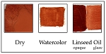 PC316BS Burnt Sienna Warm Shade Deep
